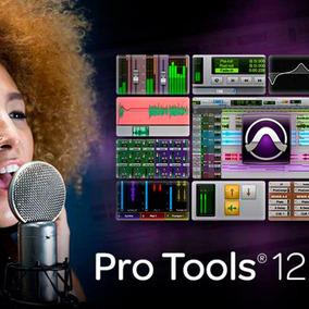 Pro Tools 12 + Slate Mix Rack + Fabfilter 2 + Plantilla 2018