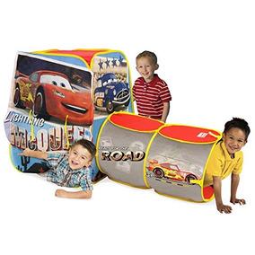 Playhut Disney Cars Cabaña Discovery Playhouse