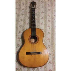 Guitarra Semi Concierto Antigua Casa Nuñez Año 1969