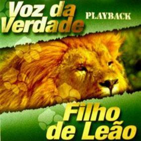 Cd Play-back Voz Da Verdade - Filho De Leão Cód. 3759
