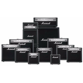 Amplificador Marshall Mg102cfx 100 Watts 2x12 Efx
