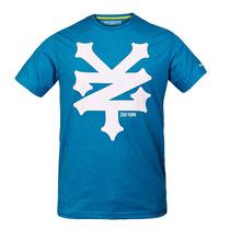 Camiseta Zoo York Legacy - Azul