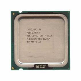 Procesador Dual Core Intel Pemtium D 2.8g/ 2 Mb/ Socket 775