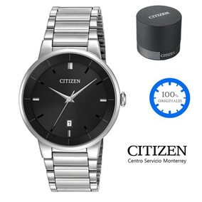 Citizen Quartz Bi5010-59a *watchsalas* Caballero Acero