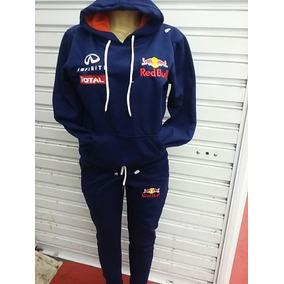 Conjunto Moletom Feminino Red Bull Casaco Calca Moleton. São Paulo · Conjunto  Moleton Red Bull 7121ab7d98b
