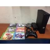Consola Xbox 360 Lt3 + Juegos