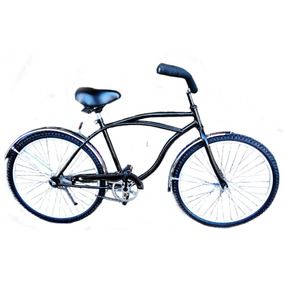 Bicicleta Playera Hombre Dama Rod 26 C/guardabarros