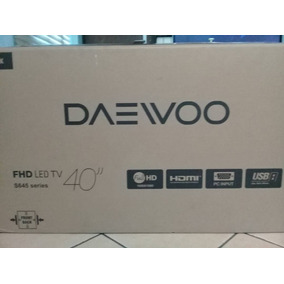 Tv Led 40 Daewoo