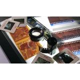 Escaneo - Digitalización De Diapositivas 6400 Dpi!