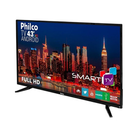 Smart Tv Led Philco Fullhd C.dig. Ph43 Android Hdmi Usb Wifi