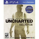 Uncharted The Nathan Drake Collection Ps4 1ro