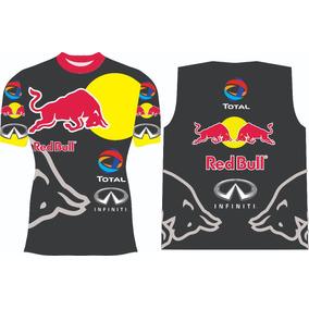 Remera Red Bull Fullprint