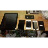 Ipad 32 Gb , 4s, Lg, 3 Tampas Iphone 4 Quebrados