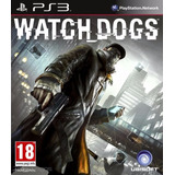 Watchdogs Watch Dogs Ps3 Digital Completo Playstation