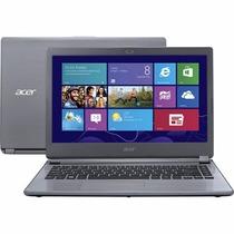 Notebook Acer Aspire V5-472-6_br826 Com Intel® Core I3-3217