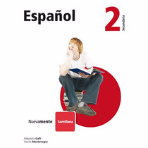 Idioma Español 2: Apalabrando - Alejandra Galli - Santillana