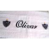 Toalha De Banho- Atlético Mineiro-personalizada Time Futebol