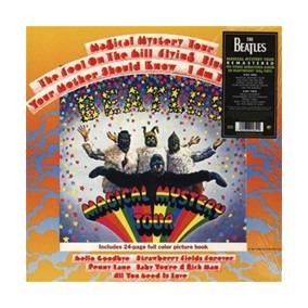 Lp Vinil The Beatles Magical Mystery Tour Novo 180g Remaster