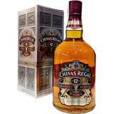 Whisky Chivas Regal 12 Años 750ml En Caja Original