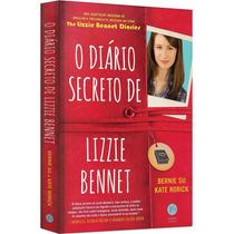 Livro - O Diario Secreto De Lizzie Bennet - Berni Su