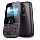 Alcatel Onetouch Dark Gray 3075m, 3g, Wifi, Teclado Qwerty