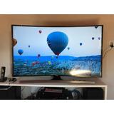 Smart Tv Samsung 48 Pulgadas Curvo 4k