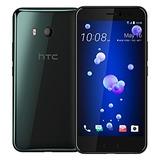 Htc U11 Teléfono Desbloqueado De Fábrica - Negro Brillante