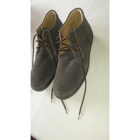 Zapatos Botas De Caballero De Gamuza Originales Orma Grande