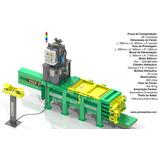 Prensa Horizontal Para Latinha Panela Aluminios