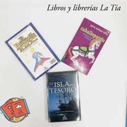 Libros: El Principito+ La Isla Del Tesoro+ Caballopando