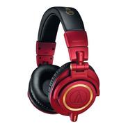 Auricular Profesional Dj Audio Technica Athm50xx Edicion Lim