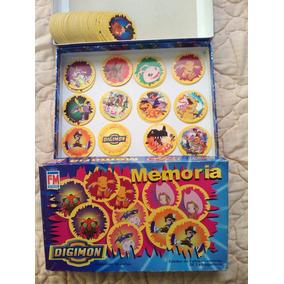 Digimon Memorama Fotorama México
