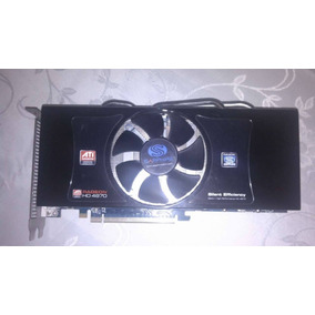 Tarjeta Video Sapphire Radeon Hd4870 512mb Ddr5 Pci-express