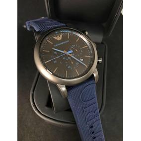 609007bebdb Relogio Armani Lançamento - Relógios De Pulso no Mercado Livre Brasil