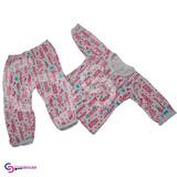 Conjuntos Pijamas Para Bebes Ropa Bebes Niña Con Botones