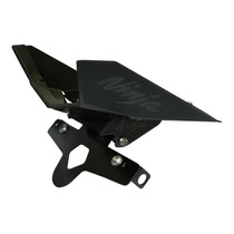 Suporte De Placa Articulado Eliminador De Rabeta Ninja 250