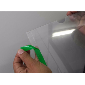 Display P Papel P Parede Porta Folha A4 -com Fita Adesiva