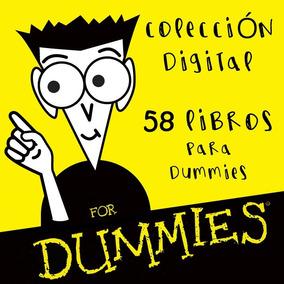 Dummies Pack Super Colección - Español Pdf Envio Gratis 58x1
