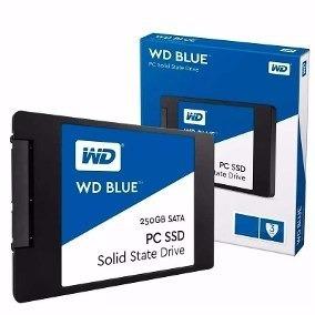 Ssd Western Digital 2.5 250gb (wds250g1b0a) *envio Gratis*