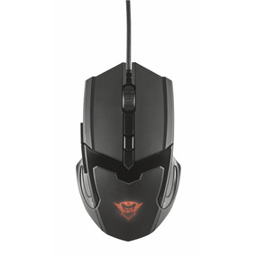 Mouse Gamer 6 Botões 4800dpi - Gxt101 - Trust Gaming