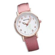 Reloj Luminoso Kpop Hand Heart Rosa