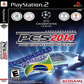 Pes 2014 Portugues Pro Evolution Soccer Ps2 Patch