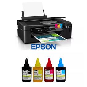 Impressora Epson L210 Sublimatica Jato De Tinta