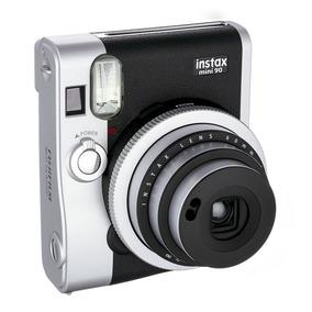 Câmera Instantânea Fujifilm Instax Mini 90 - Preta