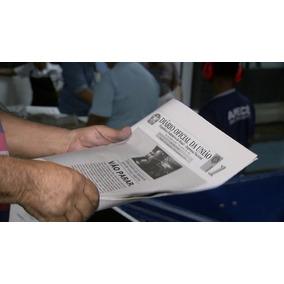 Colecionador Último Diário Oficial Impresso Brasil 30/11/17
