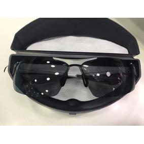 Óculos Solar Esportivo Polarizado - Masculino