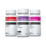 L-carnitina Thermogenize Femme Testo Femme Inove Nutrition