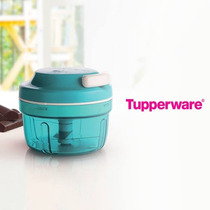 Mini Chef Tupperware Turquesa Edicion Limitada