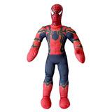 Muñeco Soft Spiderman Con Licencia Original New Toys
