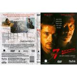 Dvd Original Lacrado Seven Os 7 Pecados Capitais Frete R$ 10